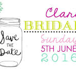 The Clare valley Bridal Fair..