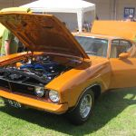 Kadina's Show 'n' Shine over the Long Weekend.