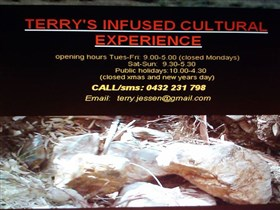 Terry's Infused Cultural Experience