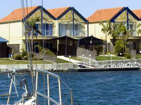Port Lincoln Marina Townhouses