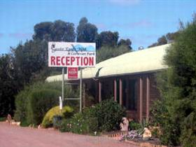 Gawler Ranges Motel and Caravan Park