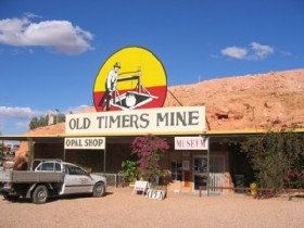 Old Timers Mine Museum Tour