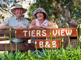 Tiers View Bed and Breakfast