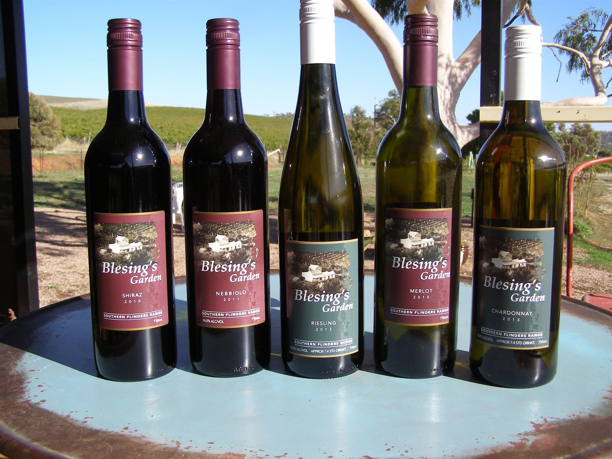 Blesings Garden Wines