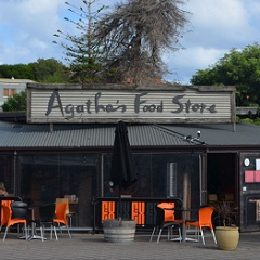 Agatha's Licensed Cafe