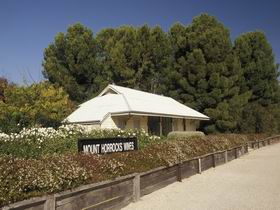 Mount Horrocks Wines and The Station Cafe