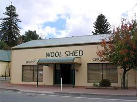 Wool Shed Gallery