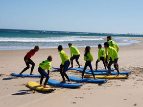 Surfing South Australia Surf School